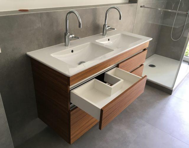 Badezimmermöbel - Tischlerei Bechhold