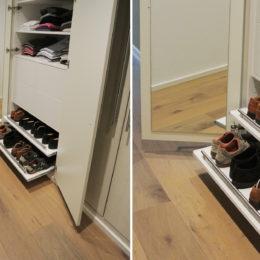 Kleiderschrank Einbauschrank Maßanfertigung Holz Mdf Schuhschrank