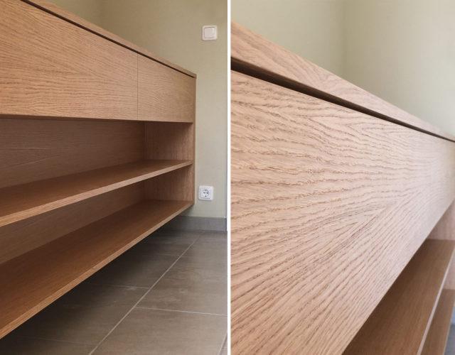 Garderobenschrank Garderobe Maßanfertigung Holz Mdf