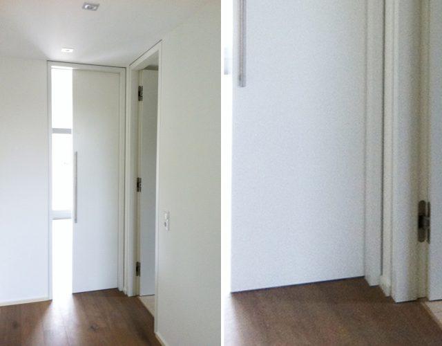 Innentür Tectus Schiebetür Holz Mdf Raumhoch Design