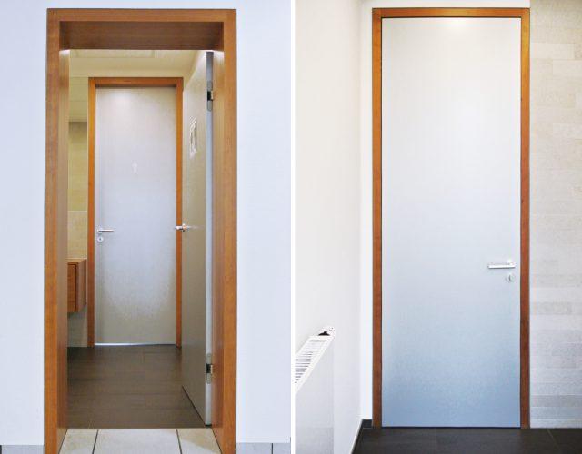 Innentür Tectus Drehtür Holz Mdf Raumhoch Design