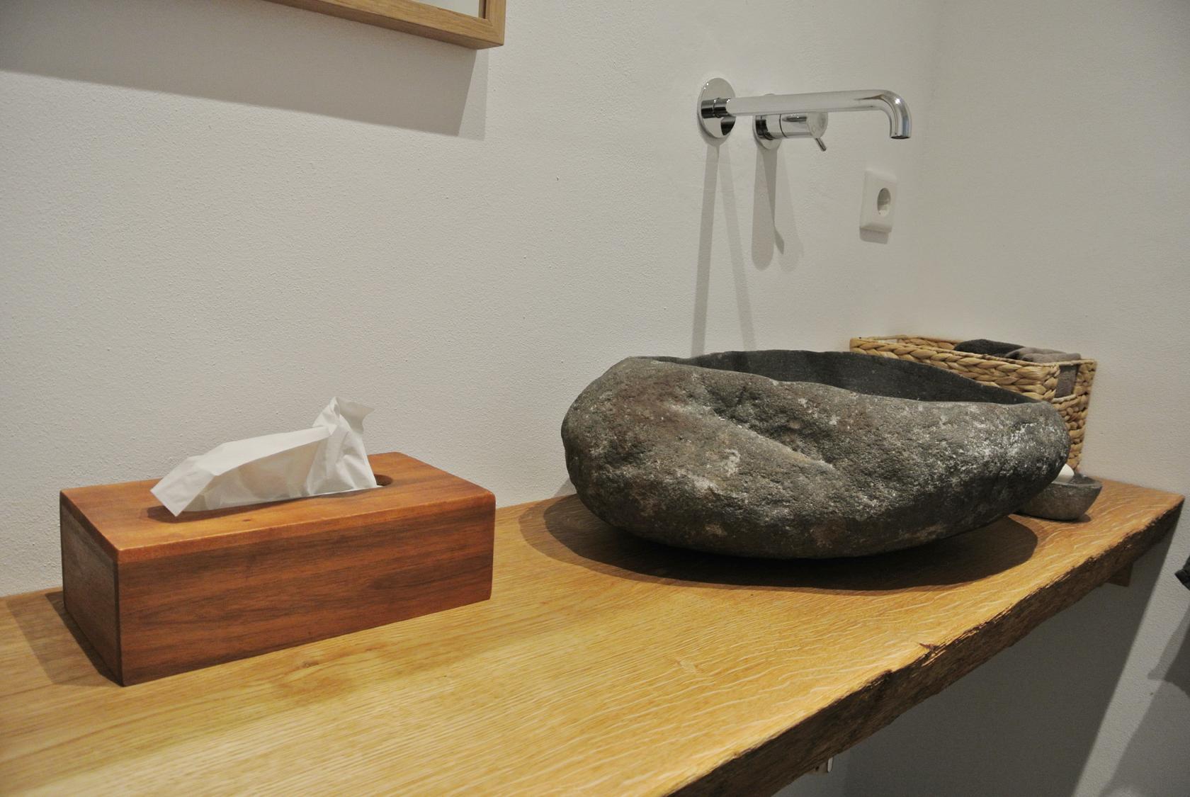 Waschtisch rustikal - Badezimmermobel rustikal ...