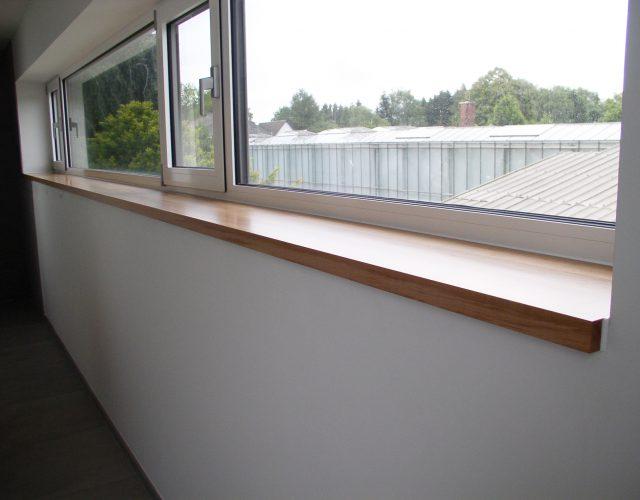 Fensterbank Holz Eiche innen